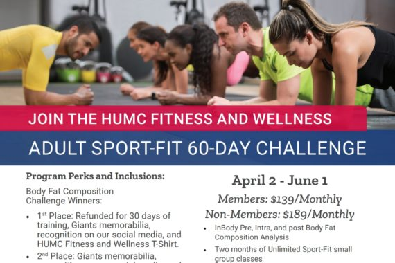 60 Day Challenge for Adult Sport Fit