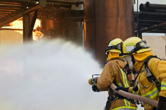 Personal Training for Firefighters
